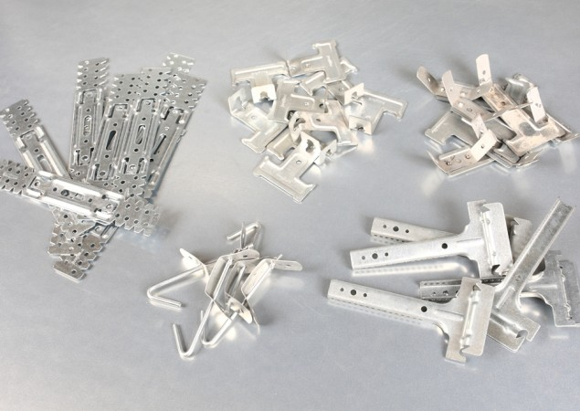 steel profile fasteners and fixings