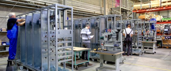 sheet metal products assembly