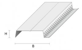AMP akustliline mütsprofiil Profiline