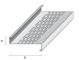 c6bc3f38ed0 Profiline metallkarkass kipsseinte ja -lagede ehituseks | Favor